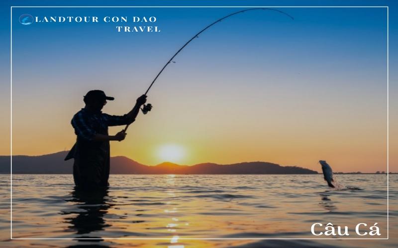 Câu Cá - Du lịch cùng Landtourcondao