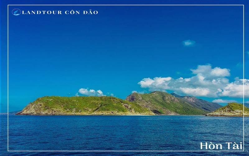 Hòn Tài - Landtour Côn Đảo