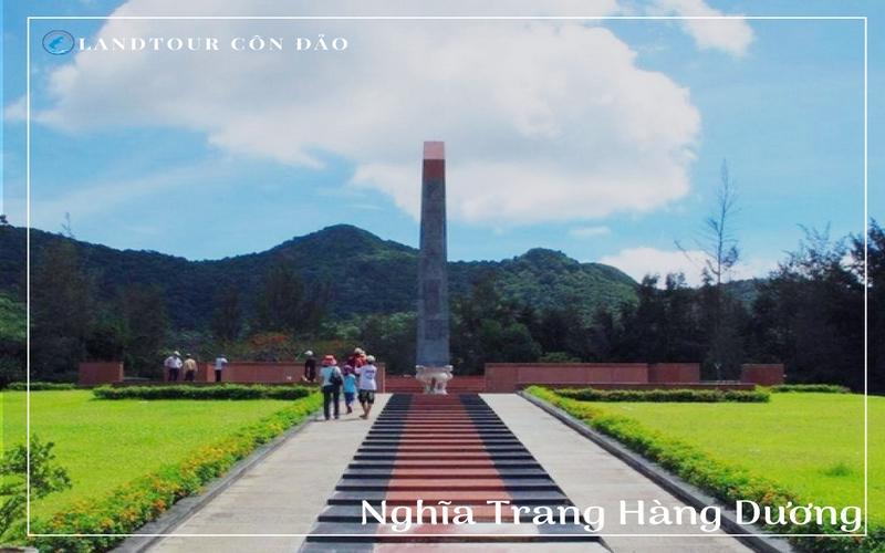 Nghĩa Trang Hàng Dương - Landtour Côn Đảo