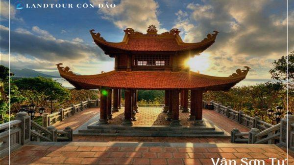 Vân Sơn Tự - Landtour Côn Đảo