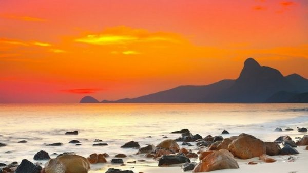 Bãi Nhát Đỉnh Tình Yêu - Tham quan du lịch cùng Landtour Côn Đảo